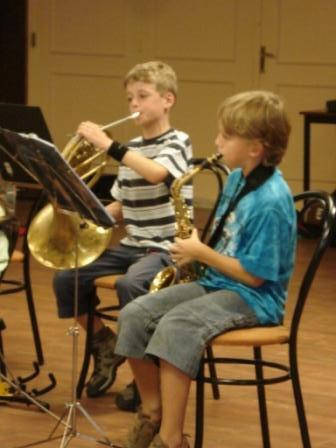 Wordt het Hoorn of Saxofoon?